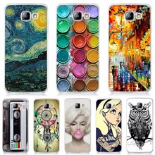 Buy Fashion Cool Design Phone Case Samsung Galaxy A5 2016 A510 A5100 A510F Cover Soft Silicone TPU Cases Galaxy A5 2016 for $2.63 in AliExpress store