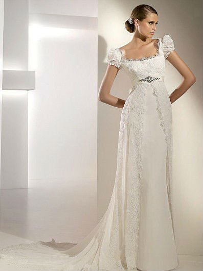 Regency Style Wedding Dresses 73