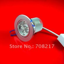 DHL Free Shipping New style Dimmable 12W   LED down lighting,Led ceiling lamp,High power Led light(China (Mainland))