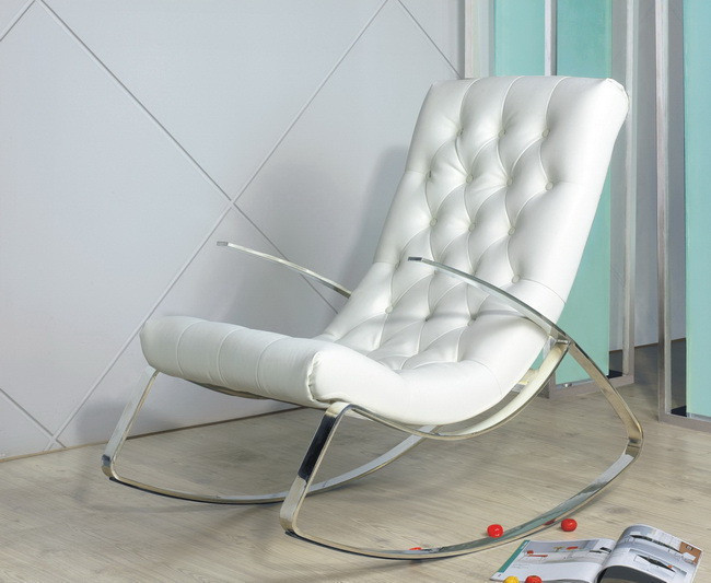 rocking recliner chair Happy button beanbag chairs rocking chair hotel ...
