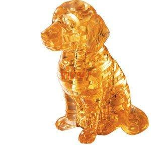 Kids Toys 3D Crystal Puzzle - Puppy Dog Learning & Education For Children Free Shipping(China (Mainland))