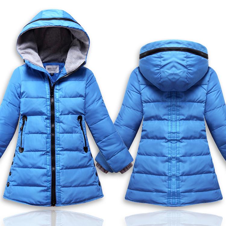 Girls Padded Coats - JacketIn