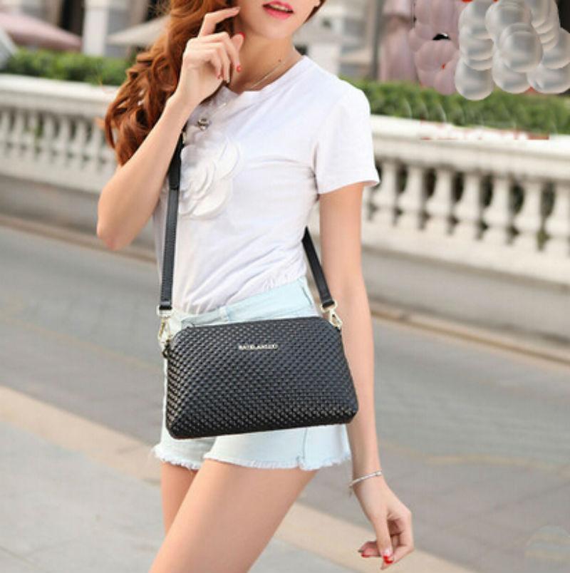 2016 Fashion Women Handbag Shoulder Bag Purse Tote Satchel Messenger Crossbody Bag Sac A Main Bolsos(China (Mainland))