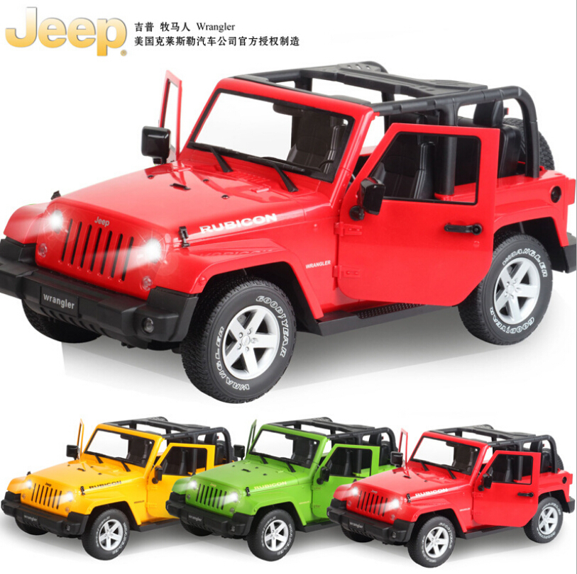Rc Toys For Boys : Chennals remote control car plastic electric carro
