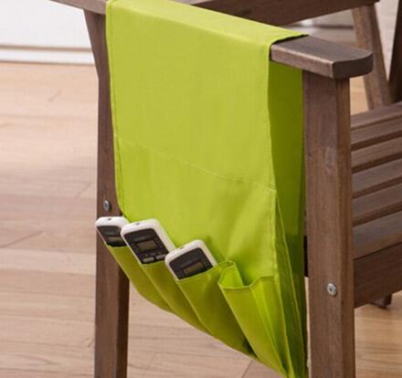 2pcs/lot Remote control organiser arm chair couch sofa pocket sofa storage bag holder(China (Mainland))
