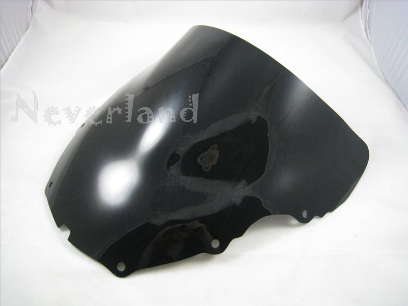 MOTOCYCLE WINDSCREEN WINDSHIELD For HONDA CBR 600 F4 1999 2000 99 NEW Parts Accessories