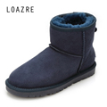100 Natural Fur Sheepskin Women Winter Snow Boots Warm Keep TPR Soles Winter Snow Boots GN08