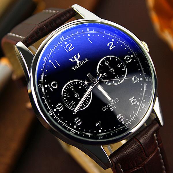 New Quartz Watch Men Watches Top Brand Luxury Famous Wristwatch Male Clock Wrist Watch Luminous Quartz-watch Relogio Masculino
