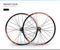 New design 2015 High Quality mountain bicycle wheels SETS 26 5 Bearing Bike Parts RT wheels