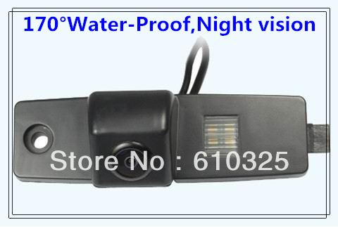 Special car rear view camera,water-proof camera,reversing backup kit for Toyota Highlander for retail/lot+free shipping!(China (Mainland))