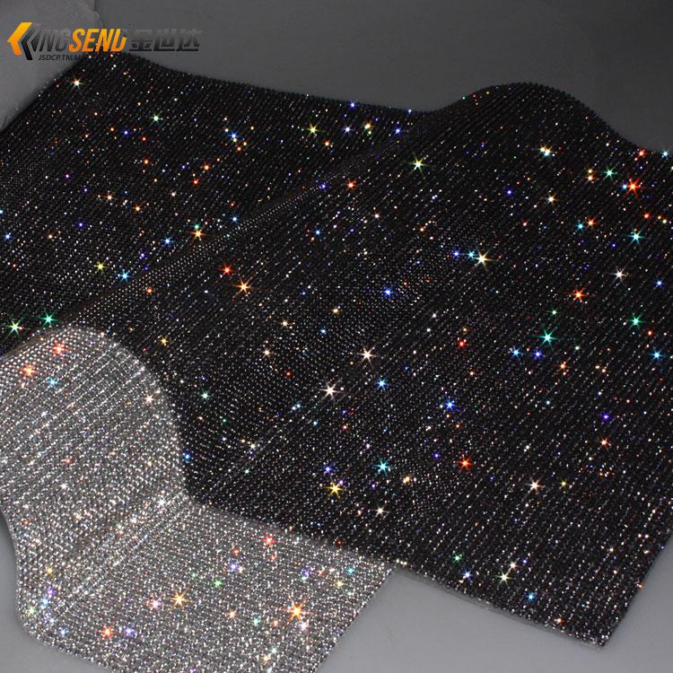 The car stickers car diamond crystal diamond paste interior stick wheel Free shipping(China (Mainland))