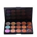 15 Colors Contour Face Cream Makeup Concealer Palette Facial Makeup Good adhesion
