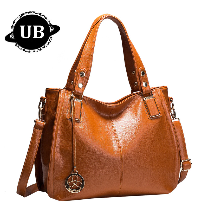 NO 1 NEW 2016 Women Handbag Genuine Leather Bag Pattern Shoulder Bags Bolsas Crossbody Famous Brand