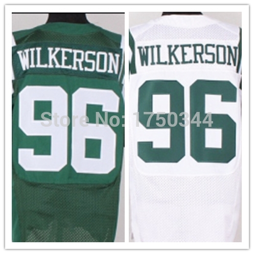 #96 Muhammad Wilkerson jersey New York cheap authentic sports jerseys 100% stitched American futebol americano american football(China (Mainland))