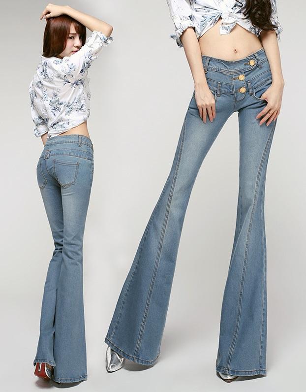 Super Bell Bottom Jeans