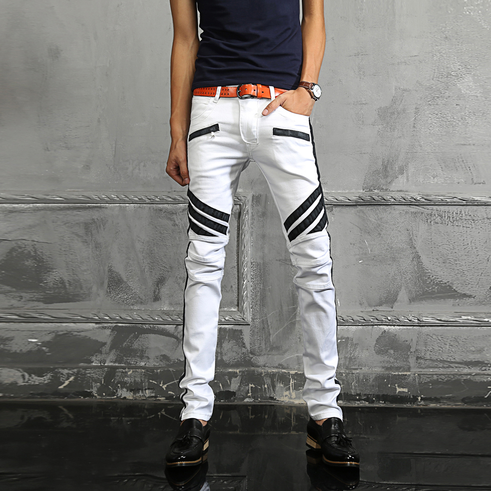 Where To Buy White Jeans For Men