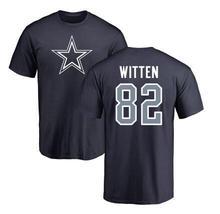 82 Jason Witten 2017 Men T Shirt Ezekiel Elliott Dak Prescott Dez Bryant Tshirt Tshirts Jersey Hip Hop Vlone Shirts Fashion 2016(China (Mainland))