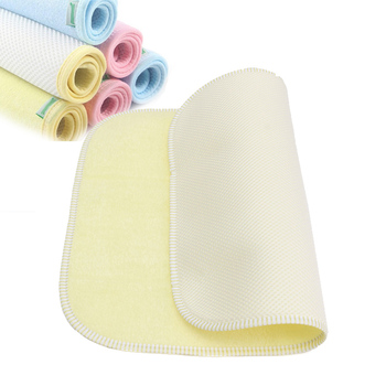 Baby Waterproof Bamboo Fiber Urine Mat Mother Care Cover Changing Pad Bed Supplies For Infant HOT SALE