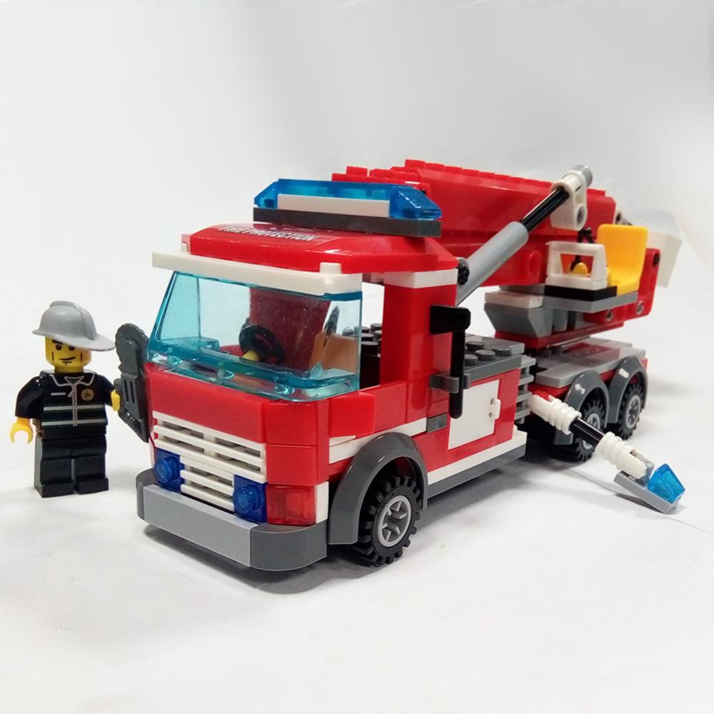 achetez en gros camion pompier en ligne des grossistes camion pompier chinois. Black Bedroom Furniture Sets. Home Design Ideas