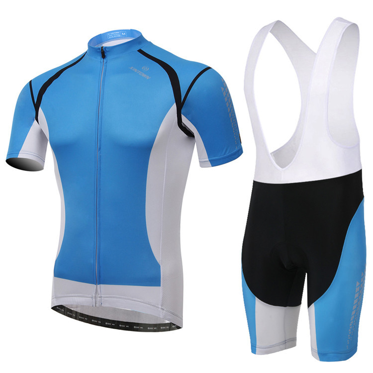 2015 New Riding Pro Bike Team Sport Trekking Bicycle Sports Clothes Wear Short Sleeve Cycling Jersey and BIB Short DH Set S-3XL(China (Mainland))