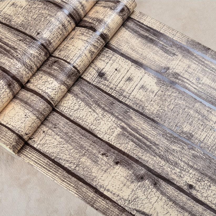 20170416&114056_Badkamer Muur Behang ~ Waterdichte badkamer 3d wandpanelen behang pvc vintage houten muur