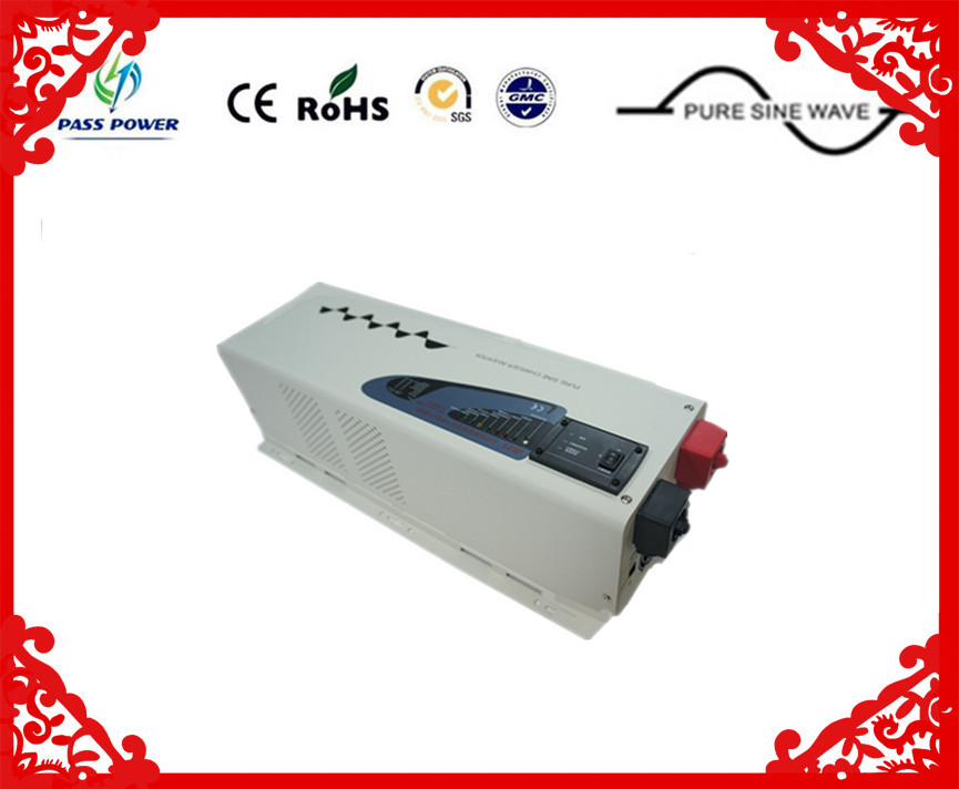 UPS Function Charger Inverter 4000W Low Frequency Pure Sine Wave(China (Mainland))