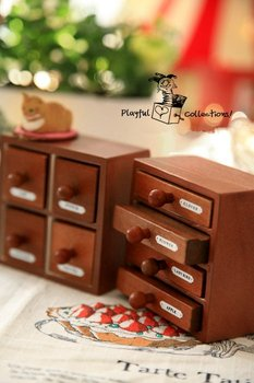 Free Shipping!NEW 2 style vintage Cabinet shape Wood stamp / Office Multi-purpose decoration DIY stamp /Wholesale A1097