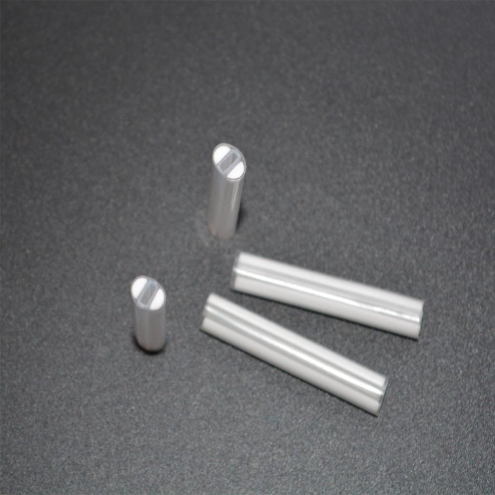 High Quality Ribbon Mass Fiber Optic Fusion Splice Sleeve Heat Shrinking Tube 40mm For 12 fibers 500pcs<br><br>Aliexpress