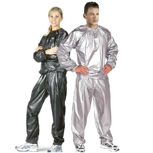 New Design Gym Workout Yoga Exercise Unisex Sauna Sweat Suit Slim Down and Weight Loss(China (Mainland))
