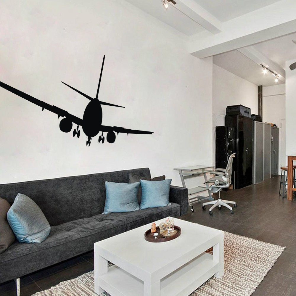 Popular aviation wall decor buy cheap aviation wall decor for Aviation wall mural
