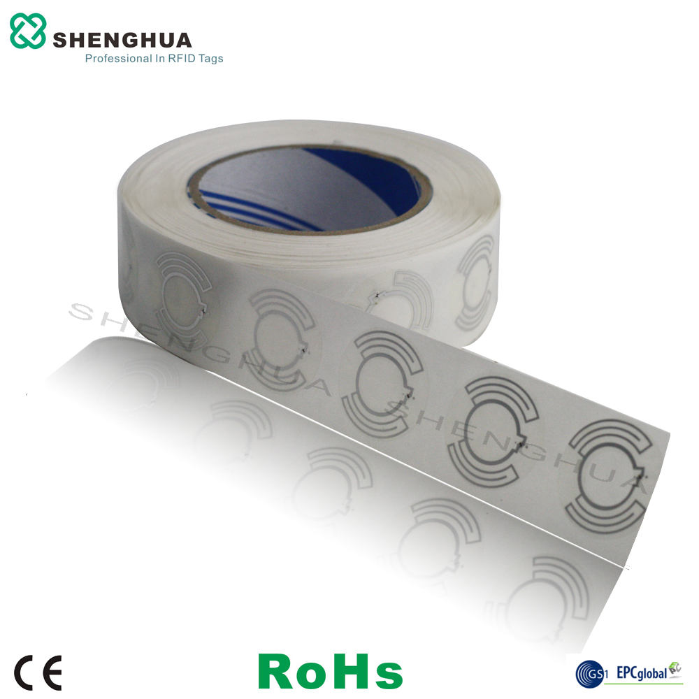 UHF Smart RFID Disc Labels For Security(China (Mainland))