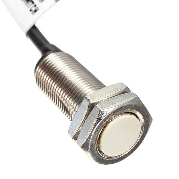 Гаджет  2015 New NJK-5002C Hall Sensor Proximity Switch NPN 3-wires Normally Open Type None Свет и освещение