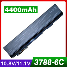 4400mAh laptop battery for TOSHIBA Dynabook Satellite L45 L46 PB551 Pro S750 S500 Tecra A11 M11 S11