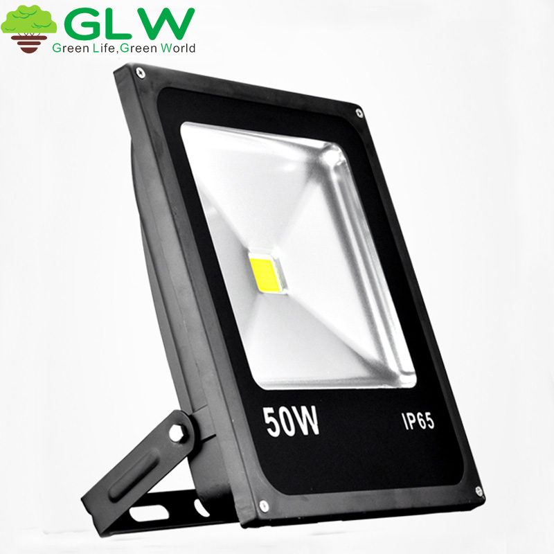 Led Flood Light 10W 20W 30W 50W Outdoor Lamp Security IP65 Waterproof 110V 220V Floodlights Refletor LED RGB Yellow White Lamp(China (Mainland))