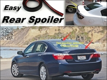 Корень / задний спойлер для Honda для согласии сплиттер ствол / Ducatail дефлектор для т . г . вентиляторы удобный Tunning / бесплатная моделирование
