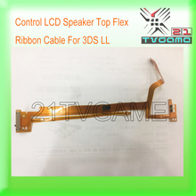 Buy 10pcs Original Brand NEW Control LCD Speaker Top Flex Ribbon Cable For 3DS XL/LL for $75.50 in AliExpress store