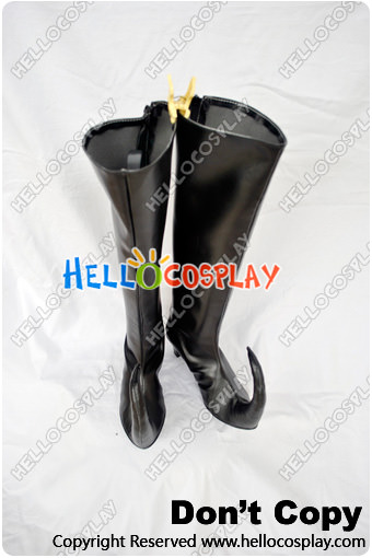 Free Shipping Soul Eater Cosplay Beja Boots Tailor-Made(China (Mainland))