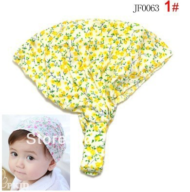 free shipping,2013 children simple fashion headband,printed cotton Children's hair accessories JF0063 (6 colors)