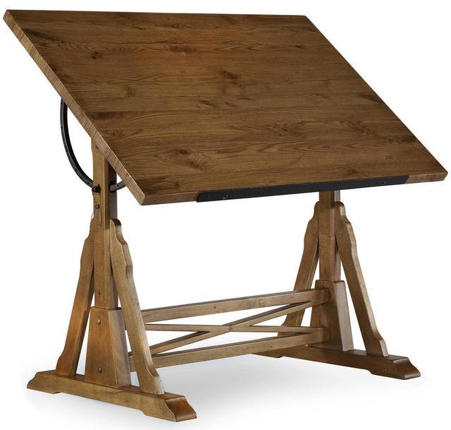 village fran ais meubles en bois bois chevalet peinture dessin tables bureau en bois table de. Black Bedroom Furniture Sets. Home Design Ideas