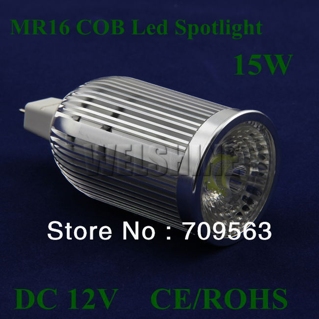 30x Mr16 Cob Light Dc 12 Volt Led Lights Led Bulb Led Light Manufacturers Wholesaleled Lights