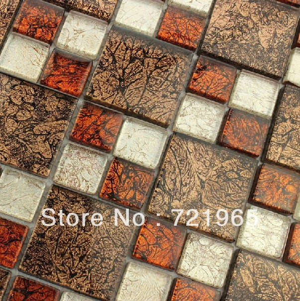 Crystal glass mosaic tile backsplash CGMT158 glass mosaic for swimming pool kitchen glass tile magic glass mosaic bathroom tile<br><br>Aliexpress
