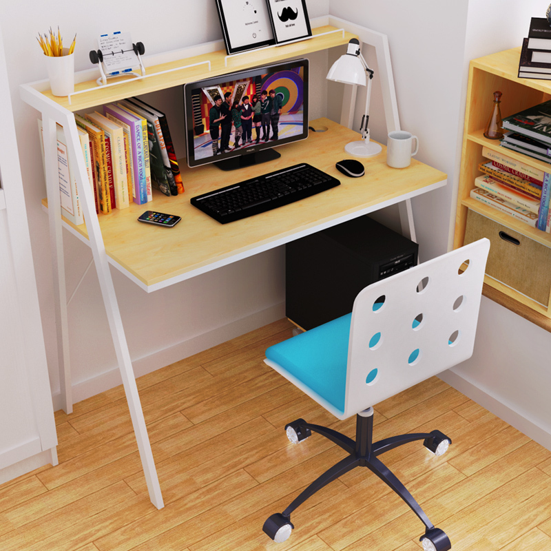 scandinavian style computer desk ikea ikea bookcase table desk office furniture wood desk. Black Bedroom Furniture Sets. Home Design Ideas