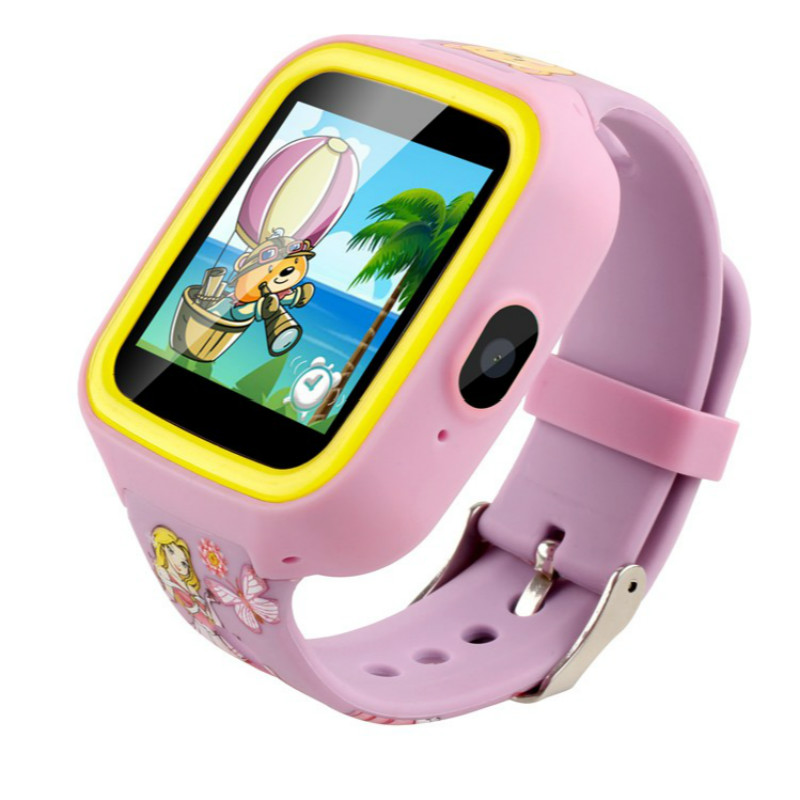 FineFun Q5 Smart Watch Phone Children Baby SOS GPS locator Anti-lost Remote Camera Touch Screen Better Than Q50 Child Gift To(China (Mainland))
