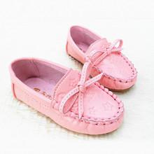 2016 весной новые детская обувь принцесса с бантом сухожилия конец дуг обувь пу с бантом красивый прекрасный новорожденных девочек кожаные ботинки XTPP001