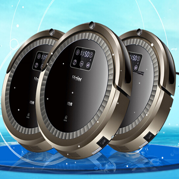 Haier / Haier 5 sweeping robot Pathfinder home WiFi intelligent machine wet mop robot(China (Mainland))