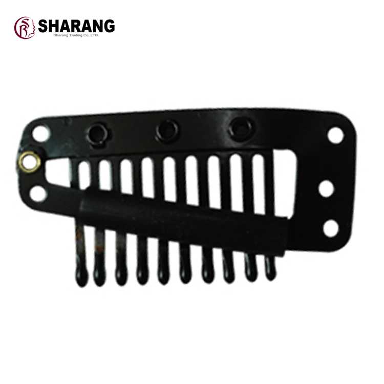 Free shipping Wig clips comb style large 10pcs30016
