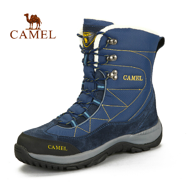 camel outdoor walking shoes new winter 2014 s high top