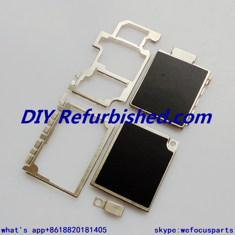 5set OEM Mainboard Motherboard EMI Shield Cover , Logic Board Protect Cover for iPhone 6S 4.7inch(China (Mainland))