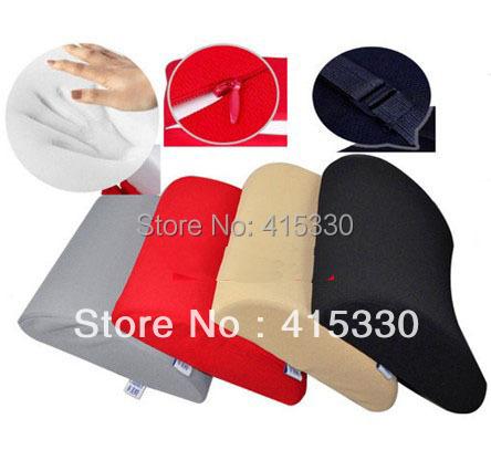 Гаджет  Memory Foam Lumbar Back Support Cushion Pillow for Office Car Auto Seat Chair None Автомобили и Мотоциклы
