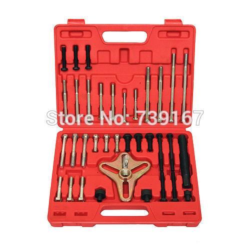 WHOLESALE OMW 46PCS Harmonic Balancer Steering Wheel Gear Puller Tool Kit ST0111<br><br>Aliexpress